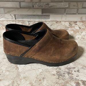Dansko Clogs. Size 35